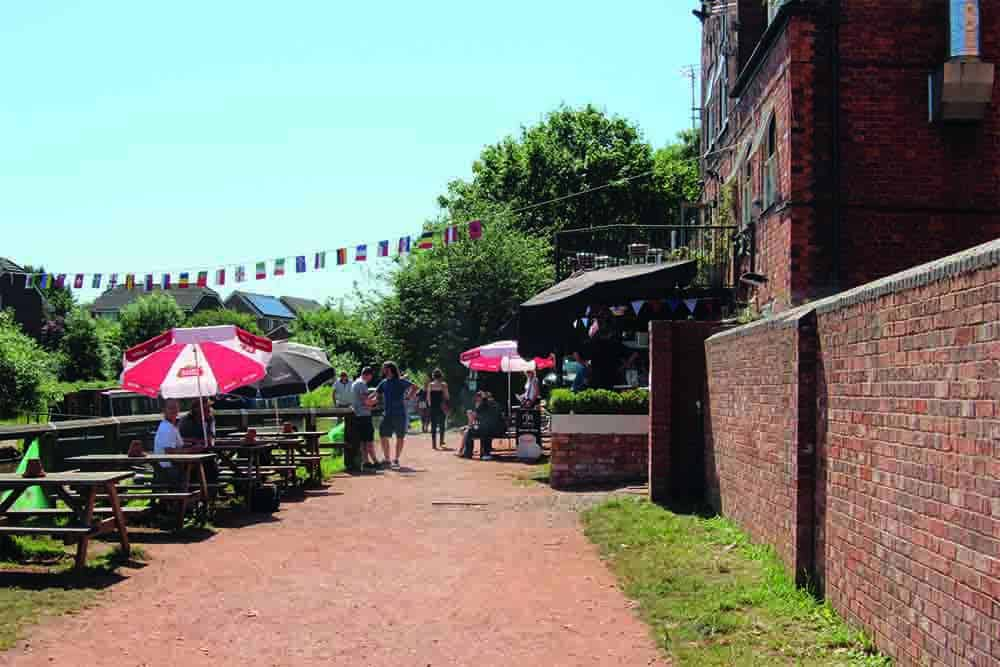 The Big Lock Middlewich Pub Fab Festival