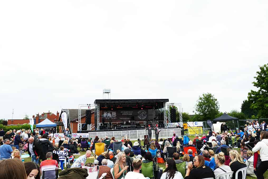 Main Stage act