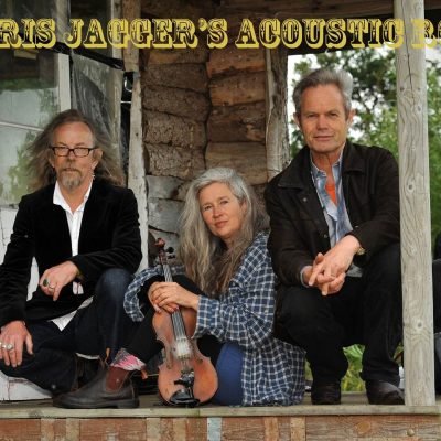 Chris Jagger's Acoustic Roots